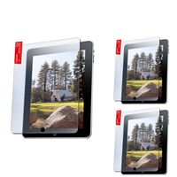 3-Pack Reusable Screen Protector  compatible with Apple® iPad® 1, Clear