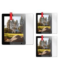 3-Pack Reusable Screen Protector  compatible with Apple® iPad® 2, Clear