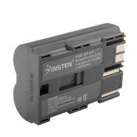 3055A002AA BP-511 Li-lon Battery  compatible with Canon FV FV30, Black