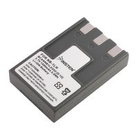 7649A001 NB-1L NB-1LH Compatible Li-Ion Battery  compatible with Canon Digital IXUS 500, Black