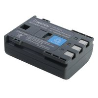 NB-2LH Compatible Li-Ion Battery  compatible with Canon MV-Series MVX35i, Black