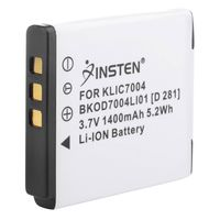 NP-50 Compatible Li-Ion Battery compatible with Fuji FinePix Z Series Z100FD