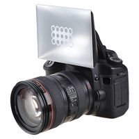Camera Flash Diffuser compatible with Sony MiniDV HandyCam DCR-HC38