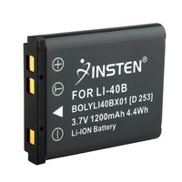 EN-EL10 Compatible Li-Ion Battery  compatible with Nikon CoolPix S4000, Black