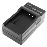 Li-50B Compact Battery Charger Set  compatible with Olympus SZ-20, Black