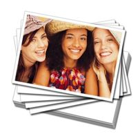 "Glossy Photo Paper - 4"" x 6"" - 20 PCS  compatible with HP LaserJet 5si mopier"