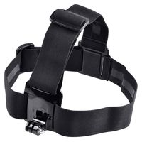 Head Belt Strap Mount compatible with GoPro Hero 1/ 2/ 3/ 3+