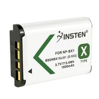 Li-ion Battery compatible with Sony NP-BX1