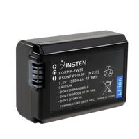 Compatible Li-ion Battery  compatible with Sony Alpha SLT-A33, Black