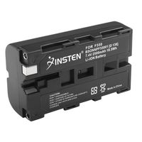 Li-Ion Battery compatible with Sony NP-F550 / NP-F330 / NP-F750