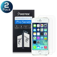 2-Pack Anti-Glare Screen Protector  compatible with Apple® iPhone® 5S