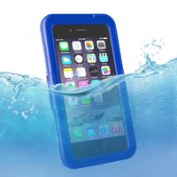 "Snap in Waterproof case compatible with Apple® iPhone® 6 Plus 5.5"",Blue"