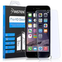 Tempered Glass Screen Protector compatible with Apple iPhone 6/6s