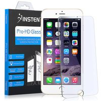 Tempered Glass Screen Protector compatible with Apple iPhone 6 Plus/6s Plus