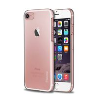 Snap-in Slim Case compatible with Apple iPhone 7, Clear Rear