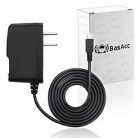 Micro USB Travel Charger  compatible with LG VN530 Octane, Black