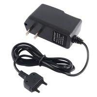 Travel Charger  compatible with Sony Ericsson W705a, Black