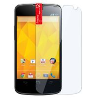 Reusable Screen Protector compatible with  LG Nexus 4 E960