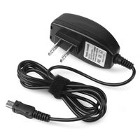 Travel Charger compatible with Motorola W Series W233, Black