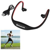 Universal Sport Wireless Bluetooth Headset, Red