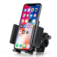 Bicycle Phone Holder compatible with LG VX5300, Black