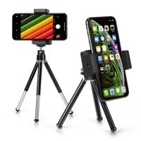 Tripod Phone Holder, Black