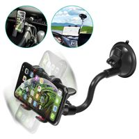 Universal Car Mount Phone Holder, Black