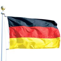 Germany National Flag , 3 X 5 Ft