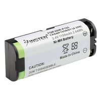 Ni-MH Battery compatible with Panasonic HHR-P105 Cordless Phone