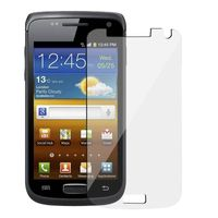 Reusable Screen Protector  compatible with Samsung© Galaxy W i8150 / Wonder