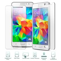Tempered Glass Screen Protector compatible with Samsung Galaxy Grand Prime