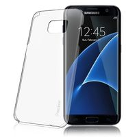 Snap-in Case Compatible with Samsung© Galaxy S7 Edge, Clear