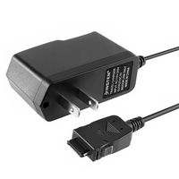 Travel Charger  compatible with Sanyo SCP-4900, Black