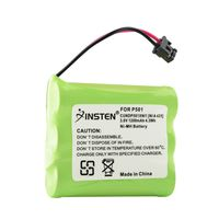 Ni-MH Battery compatible with Panasonic P-P501 Cordless Phone