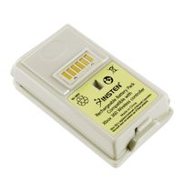 Compatible Battery compatible with  Microsoft xBox 360, White