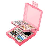 Game Card Case 16-in-1  compatible with Nintendo DS Lite