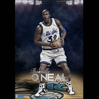 Enterbay X NBA Collection - Shaquille ONeal 1:6 Figure, RM-1063