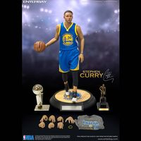 Enterbay X NBA Collection - Stephen Curry 1:6 Figure, RM-1066