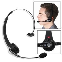 Wireless Bluetooth Headset , Black
