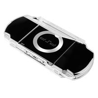 Snap-in Crystal Case  compatible with Sony PSP slim 2000 series, Clear