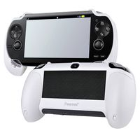 Hand Grip  compatible with Sony PlayStation Vita PCH-1000 (PS Vita), White