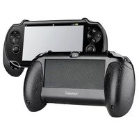 Hand Grip  compatible with Sony PlayStation Vita PCH-1000 (PS Vita), Black