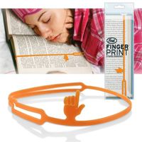 Fred & Friends Fingerprint Handy Bookmark