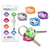 Fred & Friends 6-pack Monkey Keycap
