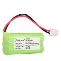 Ni-MH Battery compatible with VTech BT166342 Cordless Phone