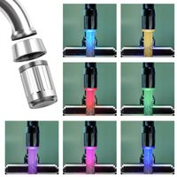 7 Colors LED Changing Faucet