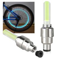 2-piece set Car/Bicycle LED Tyre Light,  Yellow