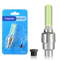 Car/Bicycle LED Tyre Light, Yellow