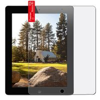 Reusable Anti-Glare Screen Protector  compatible with Apple® iPad® 4 / iPad® with Retina display, Clear