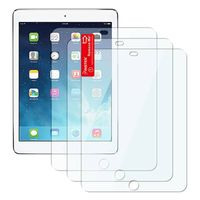 3-Pack Reusable Screen Protector  compatible with Apple® iPad® Air